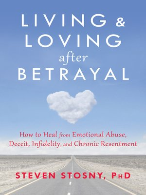 cover image of Living and Loving after Betrayal